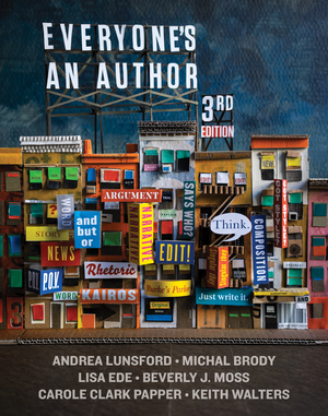 Solution Manual for Everyone's an Author 3rd edition by Andrea Lunsford, Michal Brody, Lisa Ede, Beverly Moss, Carole Clark Papper, Keith Walters, ISBN: 9780393441130