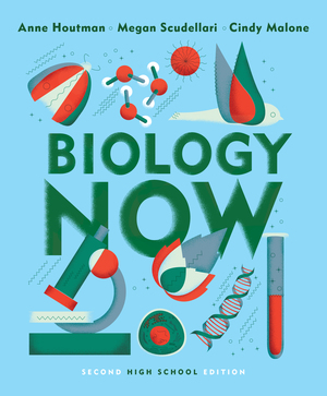 Test bank for Biology Now 2nd High School Edition by Anne Houtman, Cindy Malone, Megan Scudellari ISBN: 9780393689792