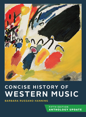 Solution Manual for Concise History of Western Music 5th Edition Anthology Update by Barbara Russano Hanning, ISBN 9780393421682