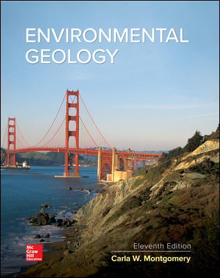 Test Bank For Environmental Geology 11th Edition By Carla Montgomery, ISBN10: 0078022959,ISBN13: 9780078022951