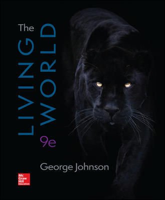 Test Bank For The Living World 9th Edition By George Johnson,ISBN10: 1259694046,ISBN13: 9781259694042