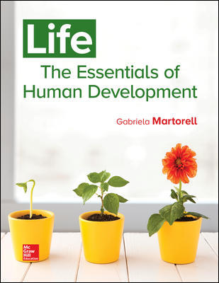 Test Bank For Life: The Essentials of Human Development 1st Edition By Gabriela Martorell ,ISBN10: 1259708861,ISBN13: 9781259708862