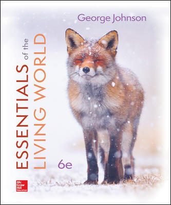 Test Bank for Essentials of The Living World 6th Edition By George Johnson ISBN10: 1260219232 ISBN13: 9781260219234