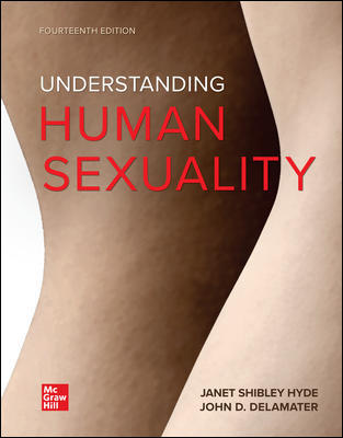 Solution Manual UNDERSTANDING HUMAN SEXUALITY 14th Edition By Janet Hyde,John DeLamater ,ISBN10: 1260500233,ISBN13: 9781260500233
