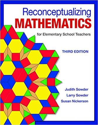 Test Bank (Downloadable Files) for Reconceptualizing Mathematics, 3rd Edition, Judith Sowder, Larry Sowder , Susan Nickerson, ISBN-10: 1464193339, ISBN-13: 9781464193330