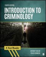 Test Bank For Introduction to Criminology A TextReader 4th Edition By Anthony Walsh, Craig Hemmens, ISBN 9781506399249, ISBN 9781544353227, ISBN 9781544337678