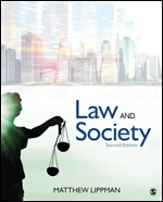 Test Bank For Law and Society 2nd Edition By Matthew Lippman, ISBN 9781506362274, ISBN 9781544321622