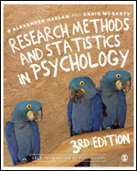 Test Bank For Research Methods and Statistics in Psychology 3rd Edition By S Alexander Haslam, Craig McGarty, ISBN 9781526423290, ISBN 9781526423283