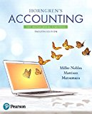 Test Bank for Horngren's Accounting The Managerial Chapters 12th Edition Tracie L. Miller-Nobles, Brenda L. Mattison, Ella Mae Matsumura ISBN: 9780134675794 9780134675794