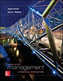 Test Bank for Management 7th Edition Angelo Kinicki, Brian Williams ISBN: 9780077720551 9780077720551