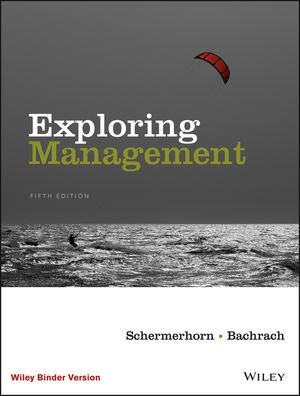 Test bank for Exploring Management 5th Edition Schermerhorn,Bachrach ISBN: 978-1-119-14028-3 9781119140283Test bank for Exploring Management 5th Edition Schermerhorn,Bachrach ISBN: 978-1-119-14028-3 9781119140283