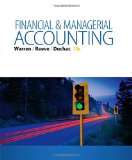 Test bank for Financial & Managerial Accounting 13th Edition Carl S. Warren, James M. Reeve, Jonathan Duchac ISBN: 9781285866307 9781285866307