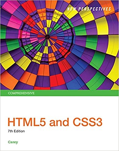 Test bank for New Perspectives on HTML5, CSS3, and JavaScript 7th Edition Patrick M. Carey ISBN: 9781305503939 9781305503939