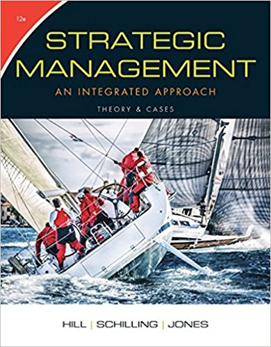 Test bank for Strategic Management: Theory & Cases: An Integrated Approach 12th Edition Charles W. L. Hill, Melissa A. Schilling, Gareth R. Jones ISBN: 9781305502277 9781305502277