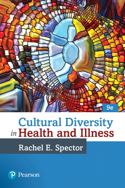 Test Bank For Cultural Diversity in Health and Illness, 9th Edition By Rachel E. Spector,ISBN-13:9780134413549