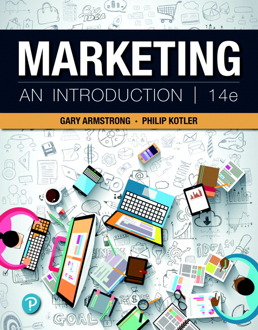 Solution Manual For Marketing: An Introduction , 14th Edition By Gary Armstrong,Philip Kotler,ISBN-13:9780135193020