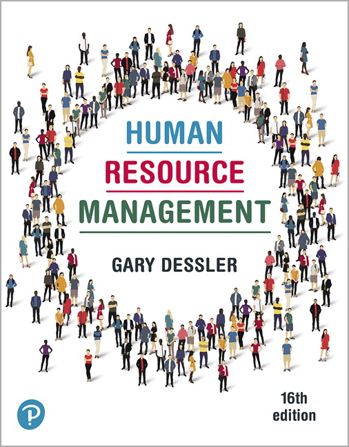 Test Bank For Human Resource Management , 16th Edition By Gary Dessler,ISBN-13: 9780135174548