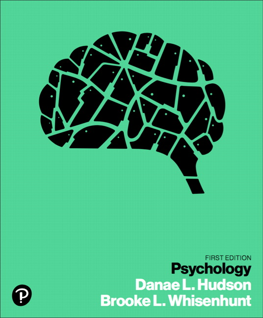 Solution Manual For Revel for Psychology By Danae L. Hudson, Brooke L. Whisenhunt, ISBN-10 0133972755, ISBN-13 9780133972757