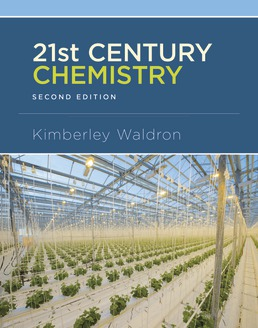 Test Bank For 21st Century Chemistry 2nd Edition| ©2019 by Kimberley Waldron,ISBN:9781319340391