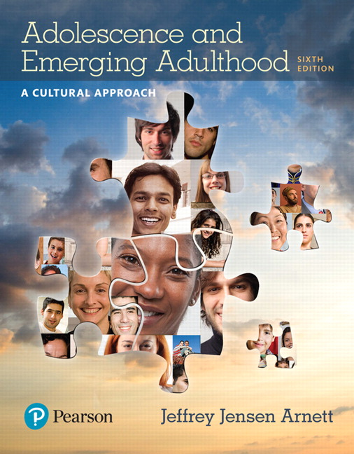 Test Bank For Adolescence and Emerging Adulthood A Cultural Approach [RENTAL EDITION] 6th Edition By Jeffrey Jensen Arnett, ISBN-10 0134596870, ISBN-13 9780134596877
