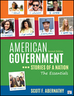 Test Bank For American Government Stories of a Nation, The Essentials 2nd Edition By Scott F. Abernathy, ISBN: 9781544327624, ISBN: 9781544327617, ISBN: 9781544377544, ISBN: 9781544370781