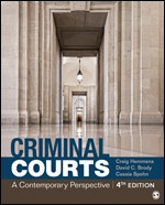 Test Bank For Criminal Courts A Contemporary Perspective 4th Edition By Craig Hemmens, David C. Brody, Cassia Spohn, ISBN 9781544338941