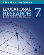 Test Bank For Educational Research Quantitative, Qualitative, and Mixed Approaches 7th Edition By R. Burke Johnson, Larry Christensen, ISBN 9781544337838