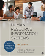 Test Bank For Human Resource Information Systems Basics, Applications, and Future Directions 4th Edition By Michael J. Kavanagh, Richard D. Johnson, ISBN 9781506351452