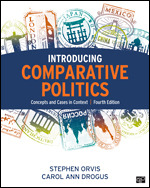 Test Bank For Introducing Comparative Politics Concepts and Cases in Context 4th Edition By Stephen Orvis, Carol Ann Drogus, ISBN: 9781506377780, ISBN: 9781506375465, ISBN: 9781544354385, ISBN: 9781544306018