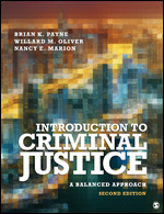 Test Bank For Introduction to Criminal Justice A Balanced Approach 2nd Edition By Brian K. Payne, Willard M. Oliver, Nancy E. Marion, ISBN: 9781506389707, ISBN: 9781506389721, ISBN: 9781544337319, ISBN: 9781544326122