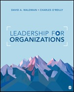 Test Bank For Leadership for Organizations By David A. Waldman, Charles O'Reilly, ISBN 9781544332727