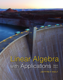 Test Bank For Linear Algebra with Applications 2nd Edition| ©2017 by Jeffrey Holt,ISBN:9781319057701