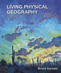 Test Bank For Living Physical Geography 2nd Edition| ©2019 by Bruce Gervais,ISBN:9781319258955