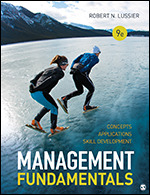 Test Bank For Management Fundamentals Concepts, Applications, and Skill Development 9th Edition By Robert N. Lussier, ISBN: 9781544384160, ISBN: 9781544384191