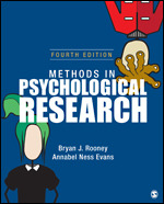 Test Bank For Methods in Psychological Research 4th Edition By Bryan J. Rooney, Annabel Ness Evans, ISBN 9781506384931