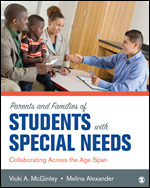 Test Bank For Parents and Families of Students With Special Needs Collaborating Across the Age Span By Vicki A. McGinley, Melina Alexander, ISBN 9781506316000