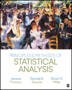 Test Bank For Principles & Methods of Statistical Analysis By Jerome Frieman, Donald A. Saucier, Stuart S. Miller, ISBN 9781483358598