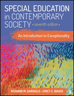 Test Bank For Special Education in Contemporary Society An Introduction to Exceptionality 7th Edition By Richard M. Gargiulo, Emily C. Bouck, ISBN: 9781544373690, ISBN: 9781544373652, ISBN: 9781071800218