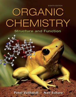 Test Bank for Organic Chemistry Structure and Function 8th Edition| ©2018 by Peter Vollhardt,Neil Schore,ISBN:9781319257798