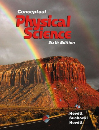 Solution Manual (Downloadable Files) for Conceptual Physical Science, 6th Edition, Paul G. Hewitt, John A. Suchocki, Leslie A. Hewitt, ISBN-10: 0134060482, ISBN-13: 9780134060484, ISBN-10: 0134060490, ISBN-13: 9780134060491