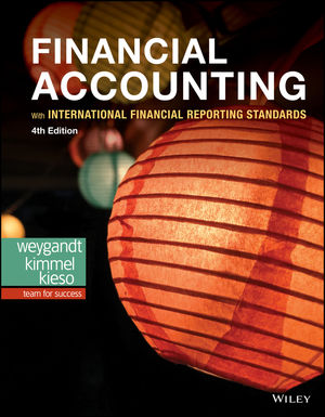 Solution Manual (Downloadable Files) for Financial Accounting with International Financial Reporting Standards, 4th Edition, Jerry J. Weygandt, Paul D. Kimmel, Donald E. Kieso, ISBN: 978-1-119-50340-8, ISBN: 111950340X, ISBN: 9781119503408