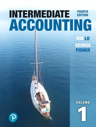 Solution Manual (Downloadable Files) for Intermediate Accounting, Vol. 1, 4th Edition, Kin Lo, ISBN-10 0135322901, ISBN-13 9780135322901