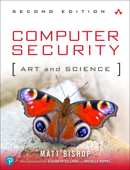 Solution Manual For Computer Security, 2nd Edition By Matt Bishop, ISBN-13 9780321712332