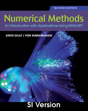 Solution manual for Numerical Methods with MATLAB 2nd Edition By Amos Gilat ISBN 9780470873748