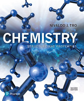 Test Bank (Downloadable Files) for Chemistry: Structure and Properties, 2nd Edition, Nivaldo J. Tro, ISBN-10: 0134436520, ISBN-13: 9780134436524