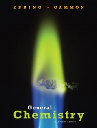Test Bank (Downloadable Files) for General Chemistry, 11th Edition, Ebbing, ISBN-10: 1305580346, ISBN-13: 9781305580343