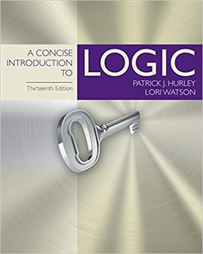 Test bank for A Concise Introduction to Logic 13th Edition By Patrick J. Hurley, Lori Watson, ISBN 9781305958098