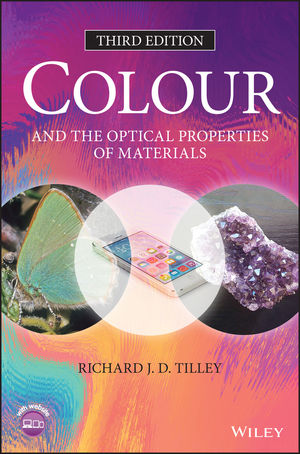Solution Manual For Colour and the Optical Properties of Materials 3rd Edition By Richard J. D. Tilley, ISBN 9781119554684