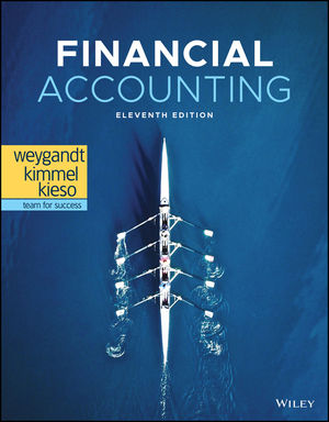 Test Bank For Financial Accounting, 11th Edition By Jerry J. Weygandt, Paul D. Kimmel, Donald E. Kieso, ISBN 9781119594611