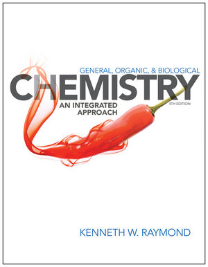 Test Bank For General Organic and Biological Chemistry An Integrated Approach 4th Edition By Kenneth W. Raymond, ISBN 9781118549636